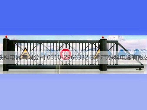 TK-LS鐵路道口電動平移欄柵
